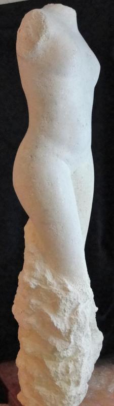 Venus sculpture en pierre statue de jean joseph chevalier 6