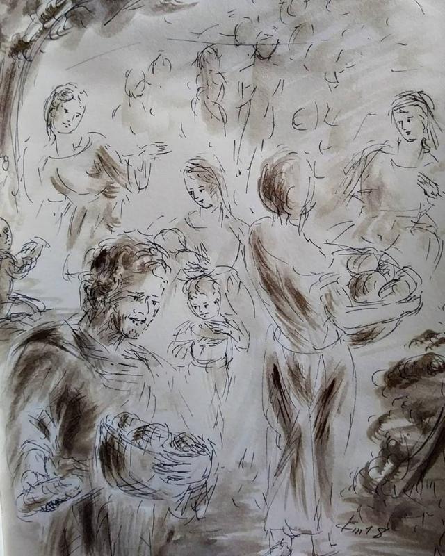 10 fevrier 2018 mc 8 1 10 evangile illustre par jean joseph chevalier