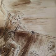 13 fevrier marc 8 14 21 evangile illustre par jean joseph chevalier