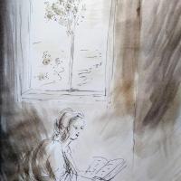 14 fevrier 2018 mt 6 1 6 16 18 evangile illustre par jean joseph chevalier