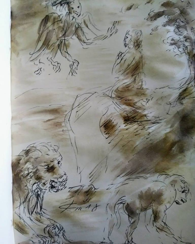 18 fevrier 2018 mc1 12 15 evangile illustre par jean joseph chevalier