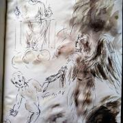 19 fevrier 2018 mt 25 31 46 evangile illustre par jean joseph chevalier