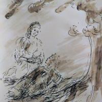 26 fevrier 2018 lc 6 36 38 evangile illustre par jean joseph chevalier