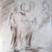 28 fevrier 2018 mt 20 17 28 evangile illustre au lavis par jean joseph chevalier