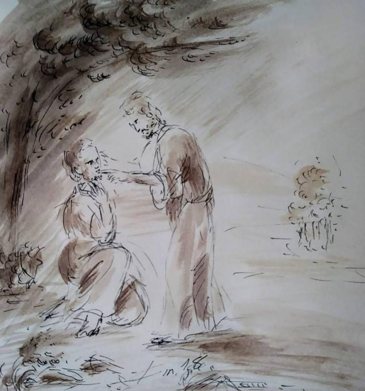 9 fevrier 2018 mc 7 31 37 evangile illustre par jean joseph chevalier