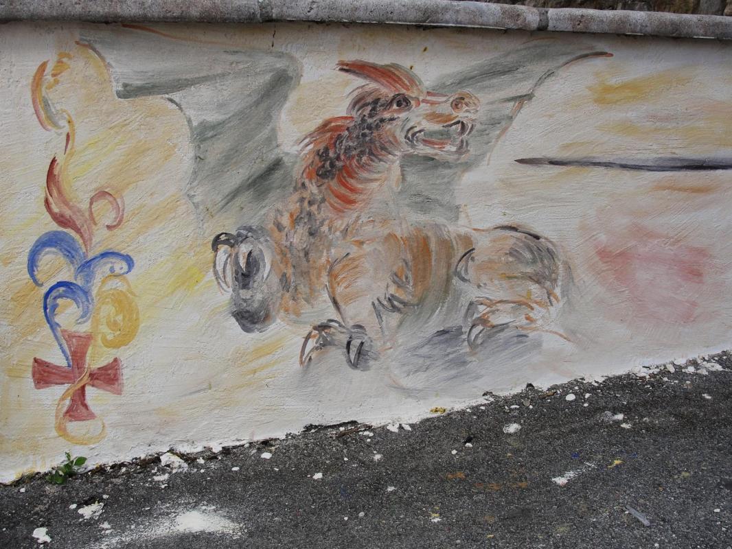 Fresque des templiers par jean joseph chevalier 10