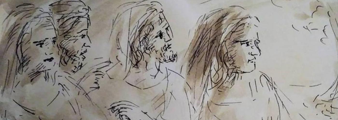 Evangile illustré, Janvier 2018