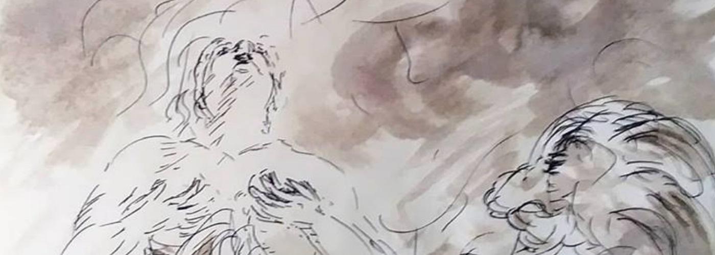 Evangile illustré, Mars 2018
