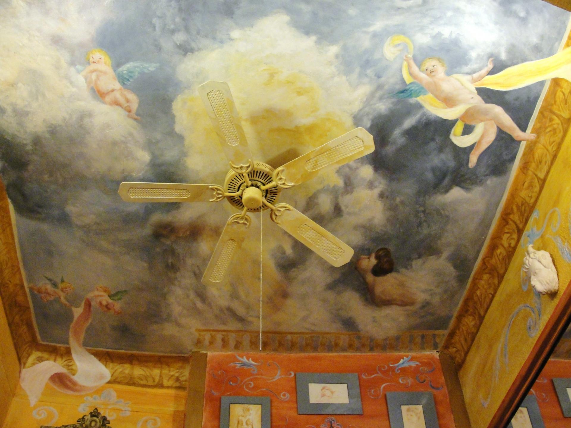 Peinture murale a l antique par jean joseph chevalier 2