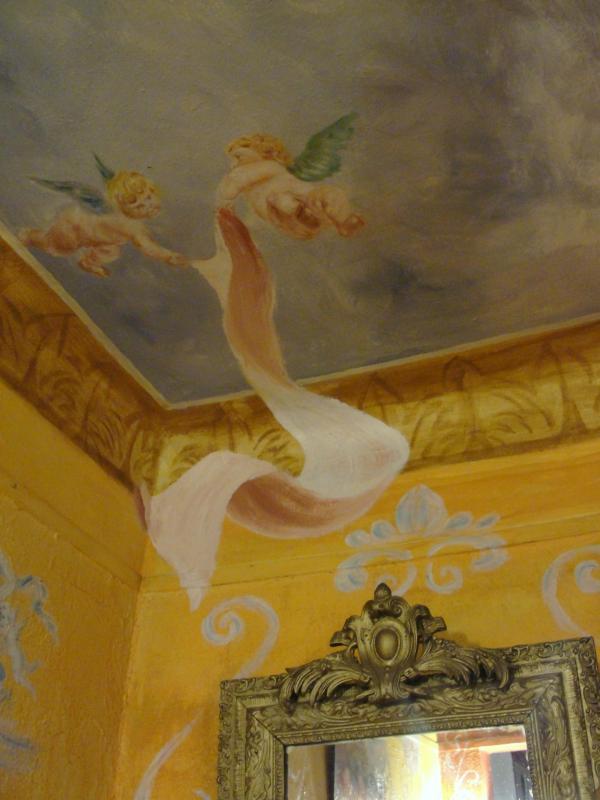 Peinture murale a l antique par jean joseph chevalier 28