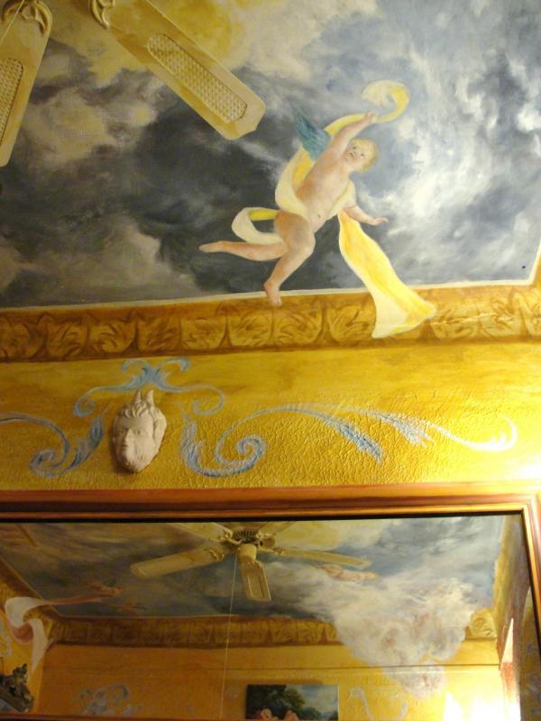 Peinture murale a l antique par jean joseph chevalier 3
