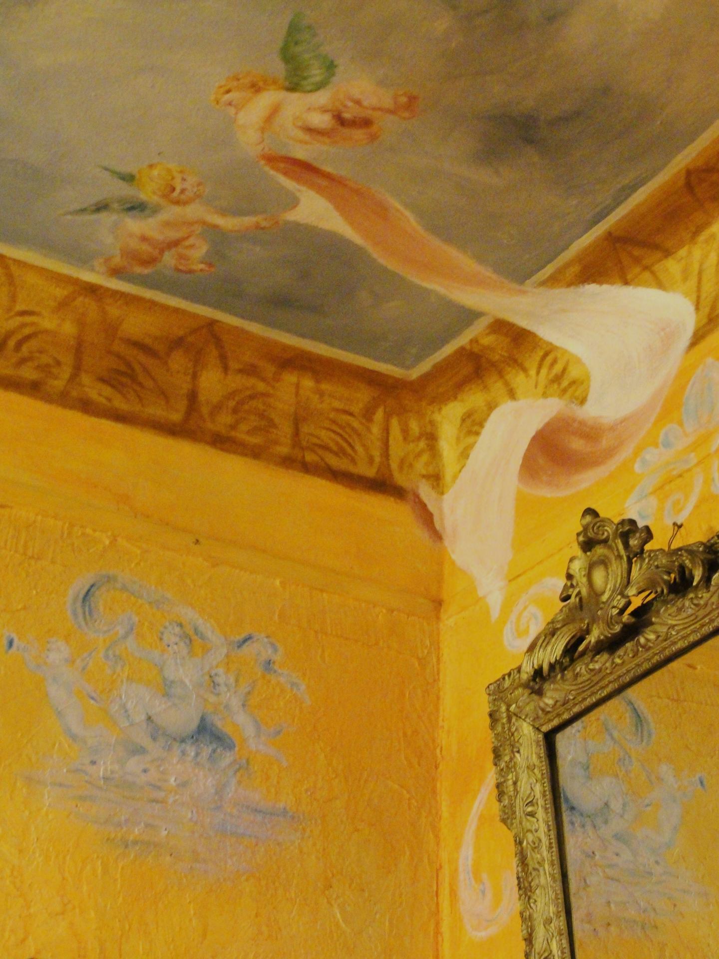 Peinture murale a l antique par jean joseph chevalier 9