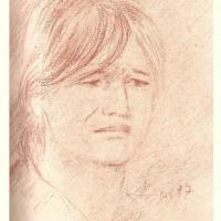 Recueil du rossignol poeme et sanguine de jean joseph chevalier 10