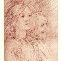 Recueil du rossignol poeme et sanguine de jean joseph chevalier 12
