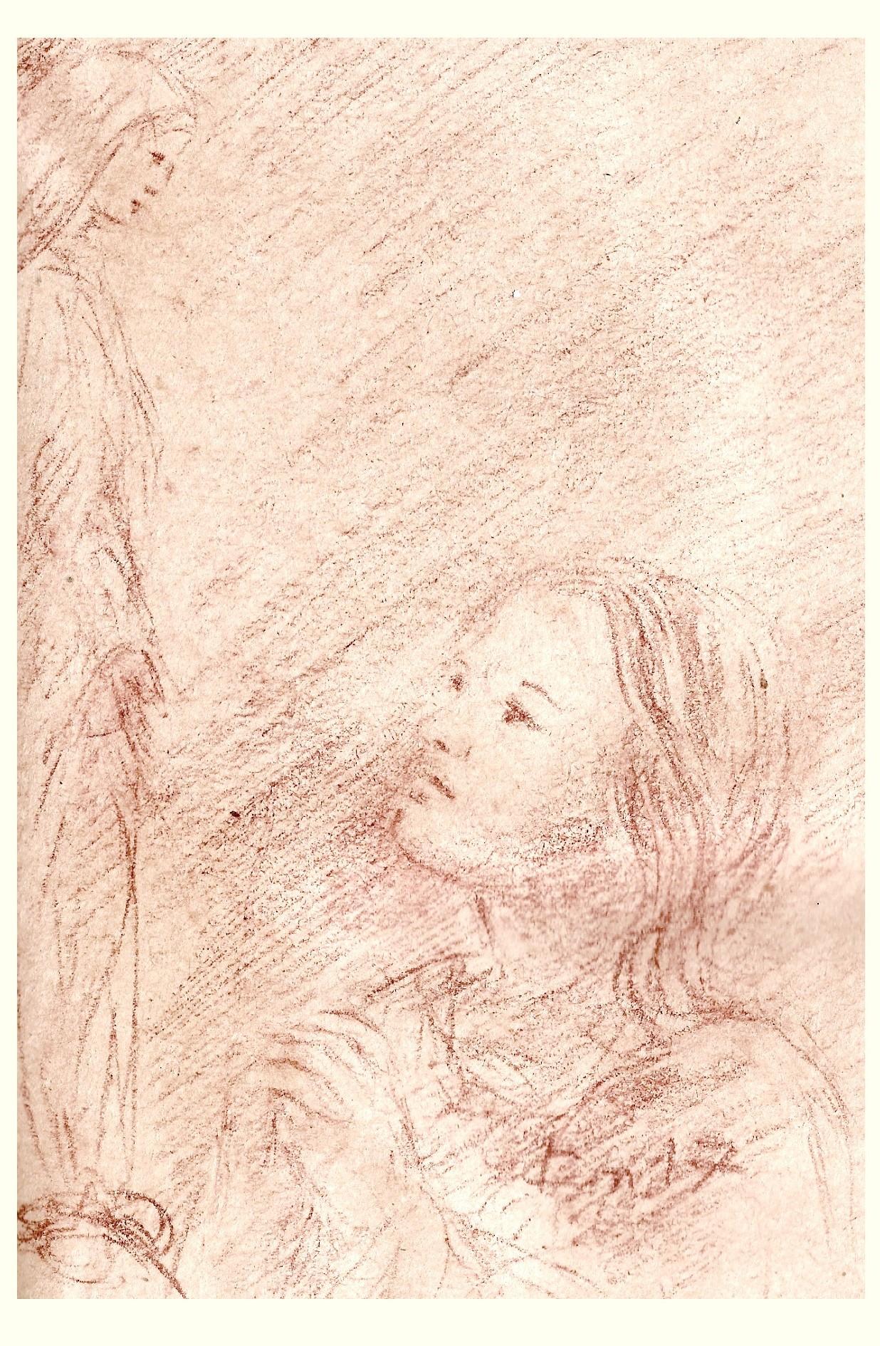 Recueil du rossignol poeme et sanguine de jean joseph chevalier 18