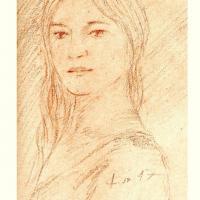 Recueil du rossignol poeme et sanguine de jean joseph chevalier 24