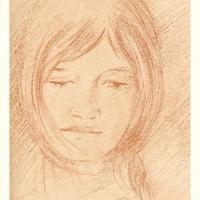 Recueil du rossignol poeme et sanguine de jean joseph chevalier 26