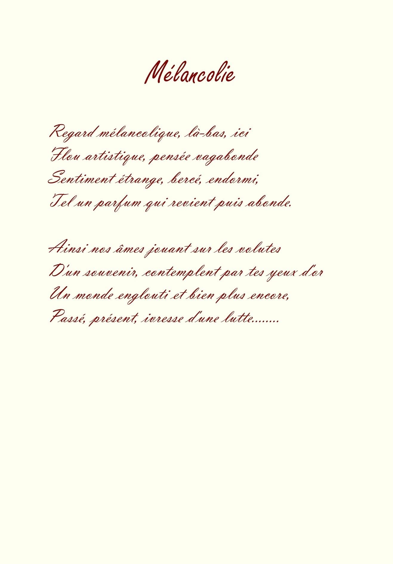 Recueil du rossignol poeme et sanguine de jean joseph chevalier 3