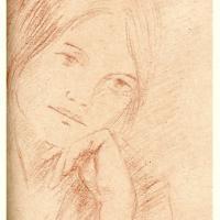 Recueil du rossignol poeme et sanguine de jean joseph chevalier 30