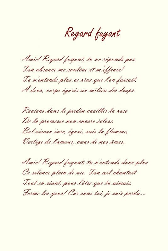 Recueil du rossignol poeme et sanguine de jean joseph chevalier 37