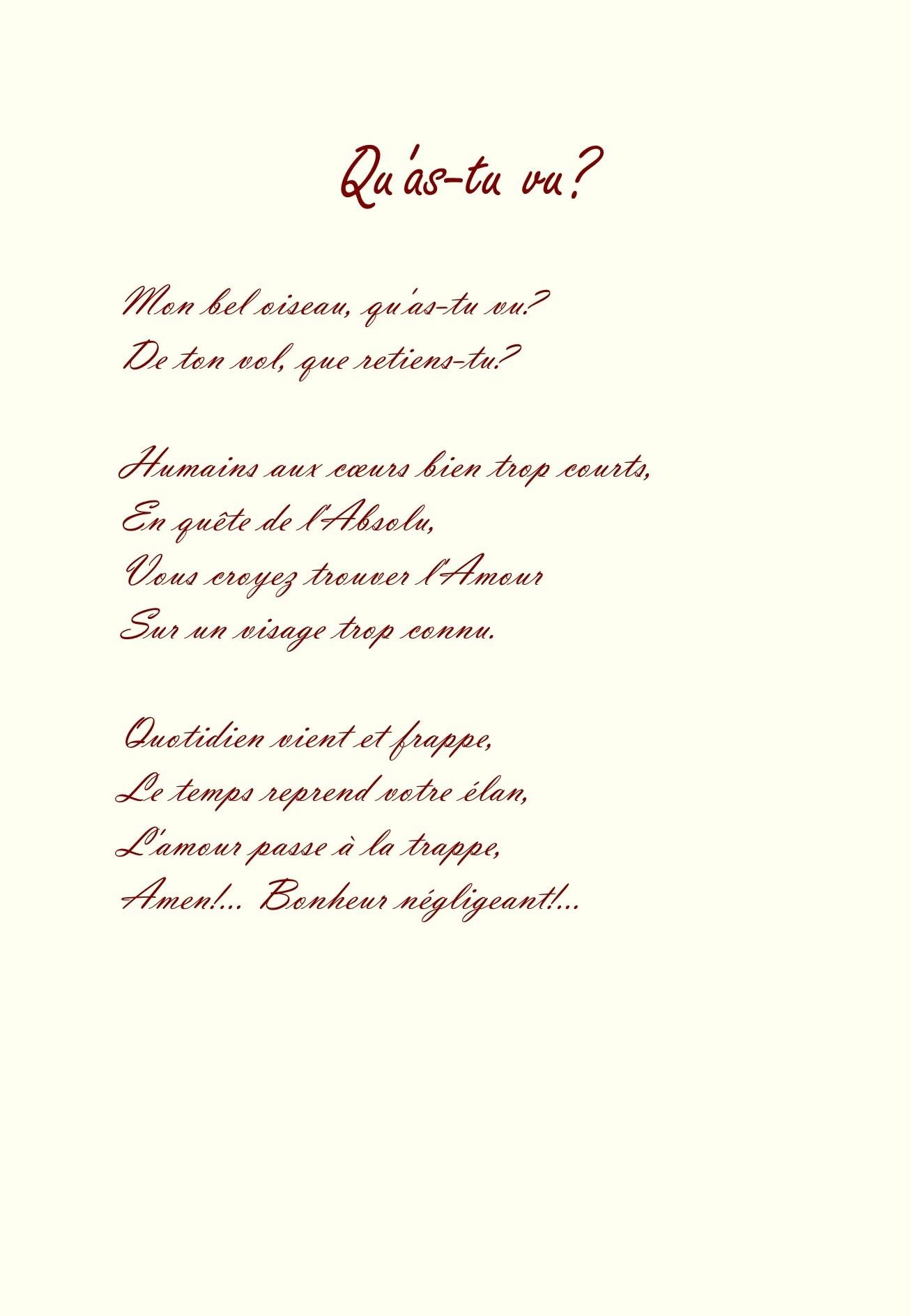 Recueil du rossignol poeme et sanguine de jean joseph chevalier 39