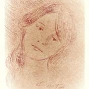 Recueil du rossignol poeme et sanguine de jean joseph chevalier 4