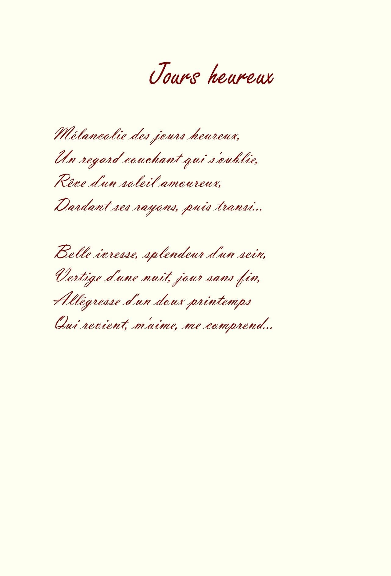 Recueil du rossignol poeme et sanguine de jean joseph chevalier 41