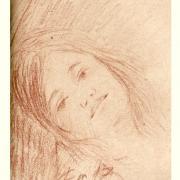 Recueil du rossignol poeme et sanguine de jean joseph chevalier 44