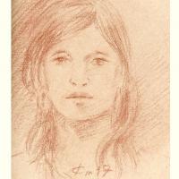 Recueil du rossignol poeme et sanguine de jean joseph chevalier 46