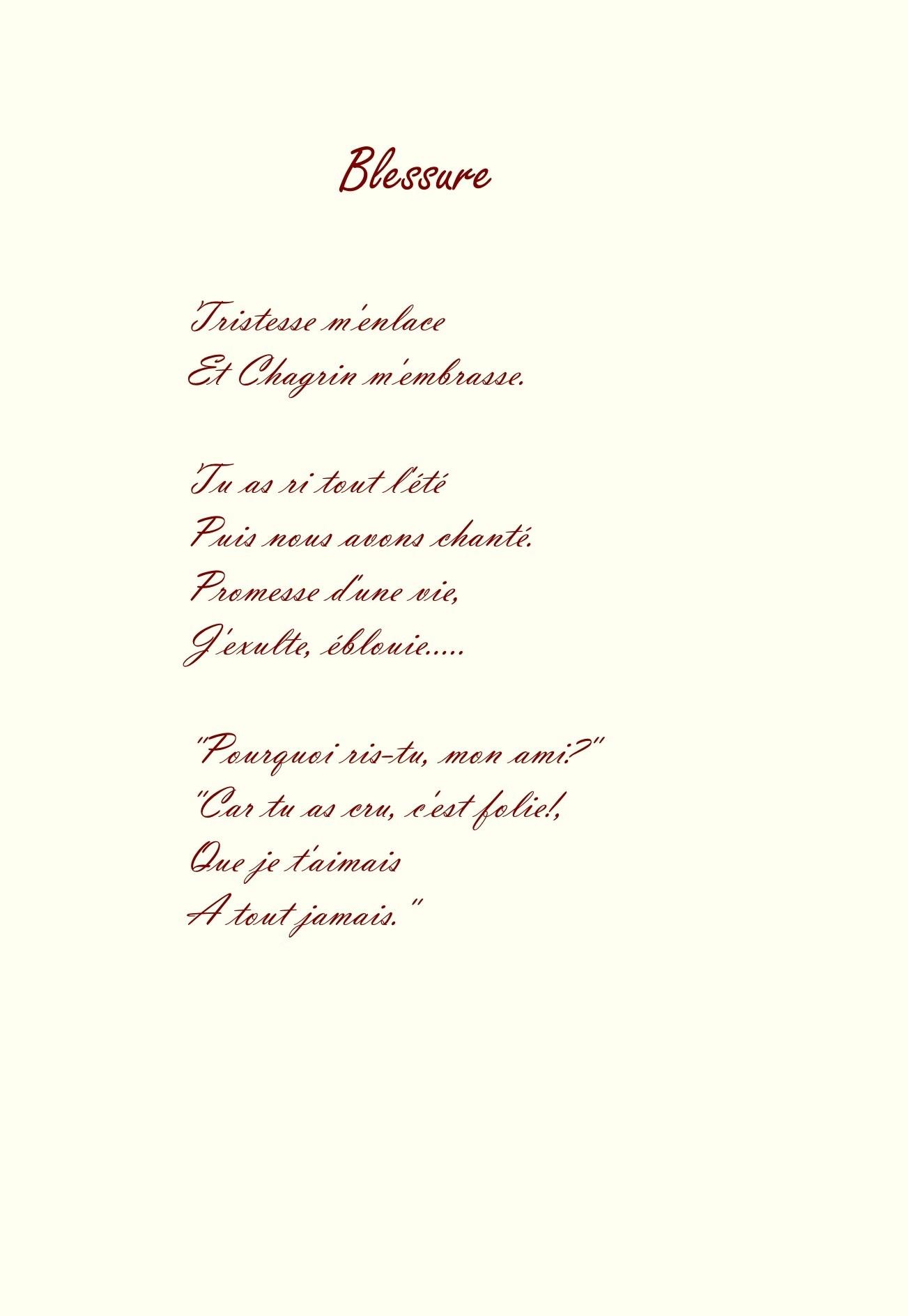 Recueil du rossignol poeme et sanguine de jean joseph chevalier 7