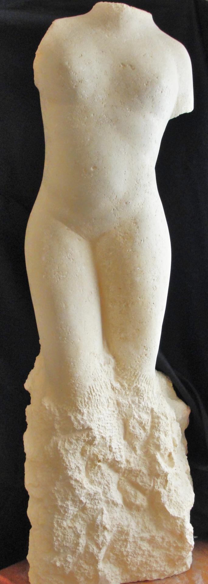 Venus sculpture en pierre statue de jean joseph chevalier 3